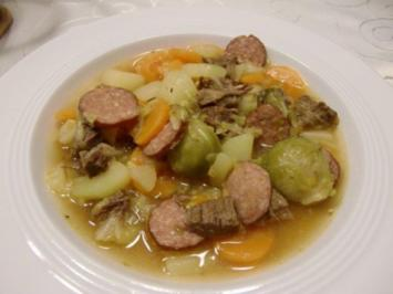 Gemüseeintopf à la Heiko - Rezept