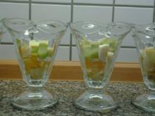 Tutti Frutti Dessert - Rezept