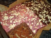 Glühwein-Blechkuchen - Rezept