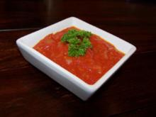 Tomatengemüse mit Fenchel - Rezept