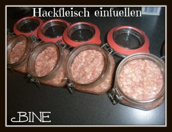 BiNe` S EINGEKOCHTES HACKFLEISCH - Rezept - Bild Nr. 4