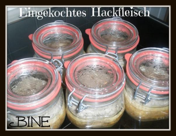 BiNe` S EINGEKOCHTES HACKFLEISCH - Rezept - Bild Nr. 7