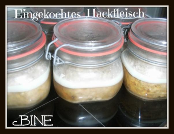 BiNe` S EINGEKOCHTES HACKFLEISCH - Rezept - Bild Nr. 8