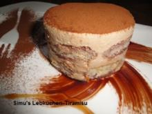 Lebkuchen-Tiramisu - Rezept