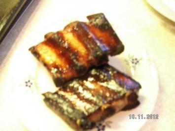 Schweine-Rippchen - Rezept