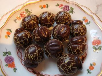 Irish Coffee Pralinen , das Original - Rezept