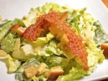 Mein Caesar`s Salad - Rezept