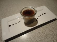Schokoladen Creme Brulee - Rezept