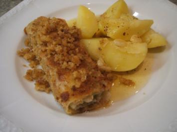 Gemüse: Lauchroulladen - Rezept