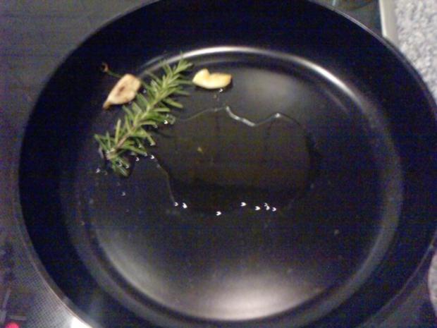 ENTWAFFNETER WAFFENNARR WIRD IN DIE PFANNE GEHAUEN - Schwertfisch-Steaks - Rezept - Bild Nr. 4