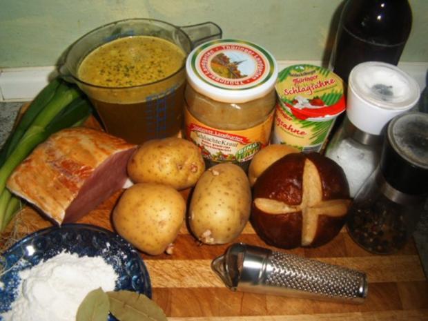 Sauerkraut -Kassler-Auflauf - Rezept - Bild Nr. 2