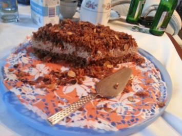Eiskaffee Torte - Rezept