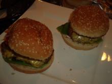 Fastfood: Burger mit Hackfleisch - Rezept