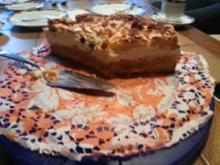 BaiserApfel Torte - Rezept