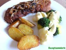Kartoffel:   BACKOFEN - KRÄUTER - DRILLINGE - Rezept