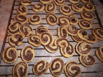 Schwarz-weiß-Kekse - Rezept