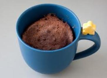 Tassenkuchen aus der Mikrowelle (TaKuMi) - Rezept