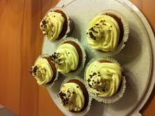 Orangen Cupcakes - Rezept