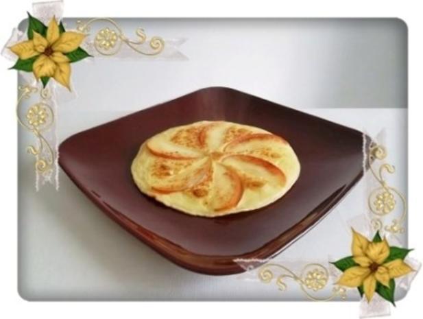 Weihnachtliche  Apfelpfannkuchen - Rezept - Bild Nr. 15