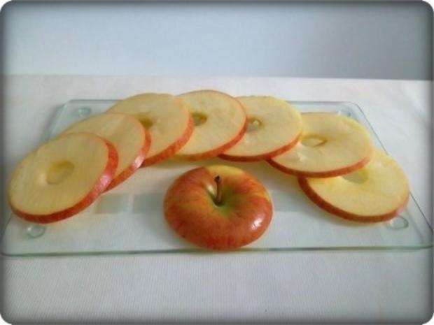 Weihnachtliche  Apfelpfannkuchen - Rezept - Bild Nr. 5
