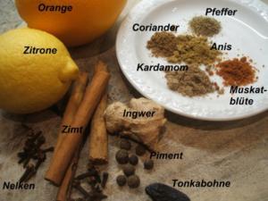 Gewürzmischungen: Mein Lebkuchengewürz - Rezept