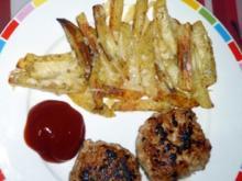 Cheese Fries - Rezept