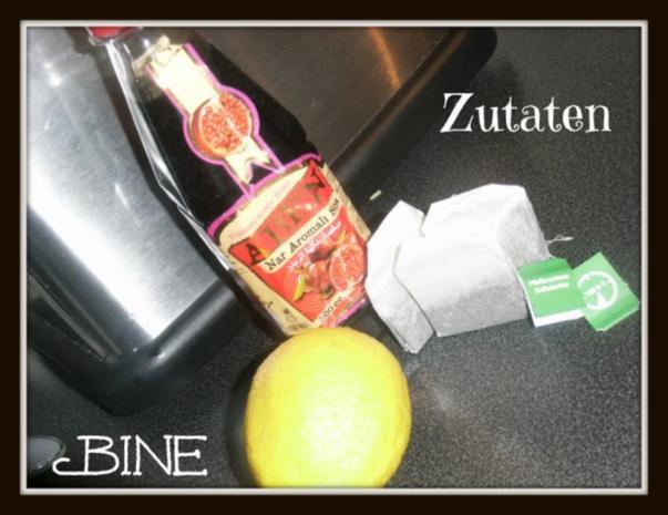 BiNe` S FRUCHTIGER MINZTEE - Rezept - Bild Nr. 2