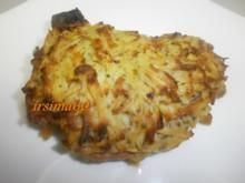 Koteletts mit Kartoffelkruste - Rezept