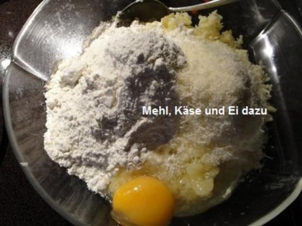 Spinat-Knödel - Rezept - Bild Nr. 4
