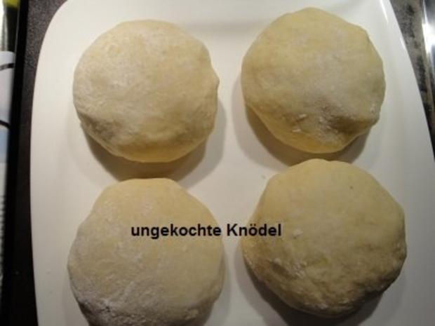 Spinat-Knödel - Rezept - Bild Nr. 8
