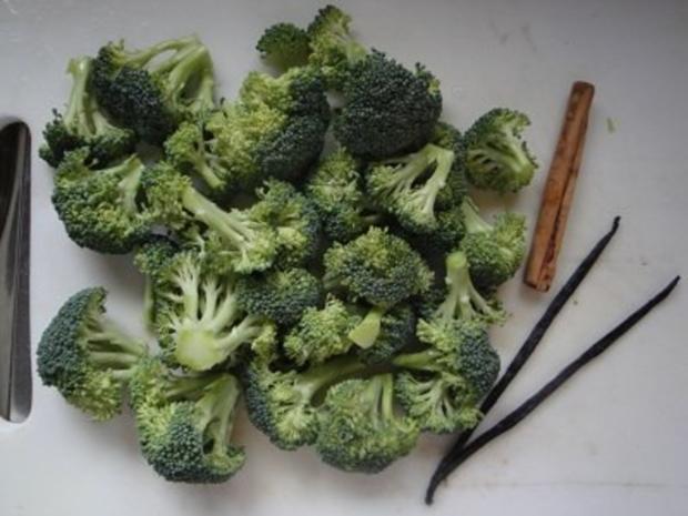Vanille-Zimt-Broccoli - Rezept - Bild Nr. 2