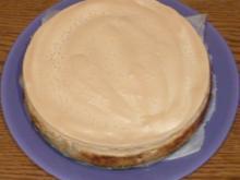 Kuchen - Ananas-Kokos-Kuchen mit Baiserhaube - Rezept