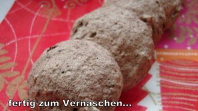 Schoko-Laibchen - Rezept