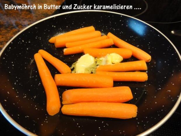 Fleisch:   FLEISCHKÄSE, Babymöhren + Kartoffelbrei - Rezept - Bild Nr. 2