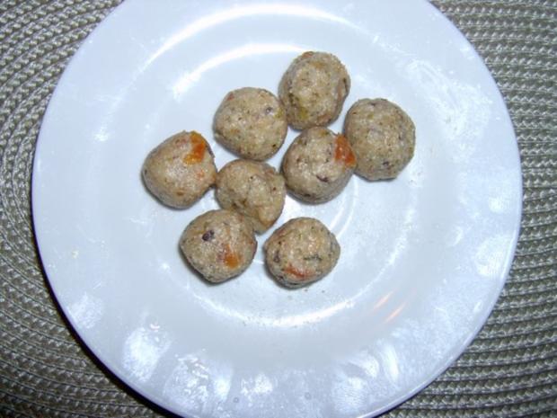 Suppenklößchen / Markklößchen - Rezept