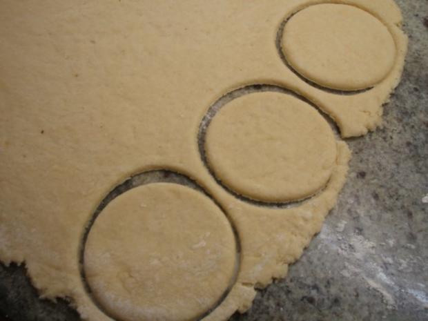 Backen: Kleine Kleckselkuchen aus Quark-Öl-Teig - Rezept - Bild Nr. 3