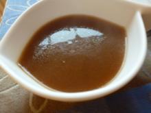 Orangensauce zur Ente - Rezept
