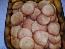 Orangen Kekse - Rezept
