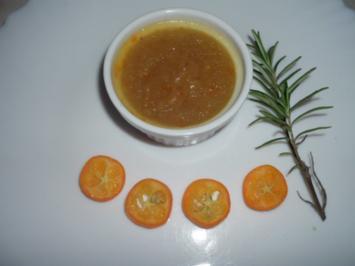 Topinambur-Apfel-Kumquat Marmelade - Rezept