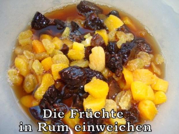 Südtiroler Früchte-Nuss Stollen - Rezept - Bild Nr. 2