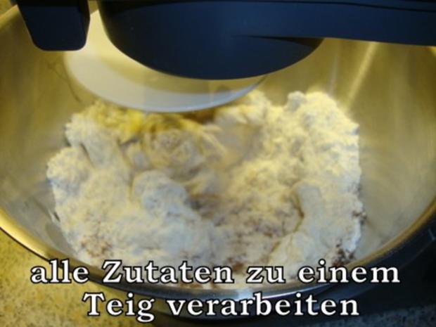 Südtiroler Früchte-Nuss Stollen - Rezept - Bild Nr. 5