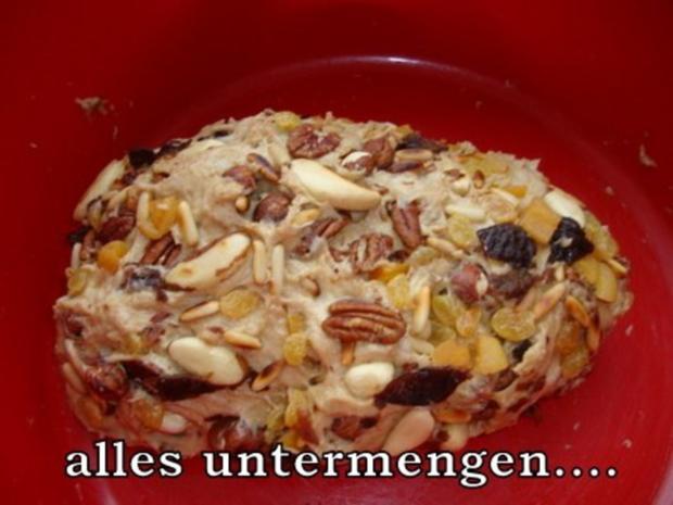 Südtiroler Früchte-Nuss Stollen - Rezept - Bild Nr. 11