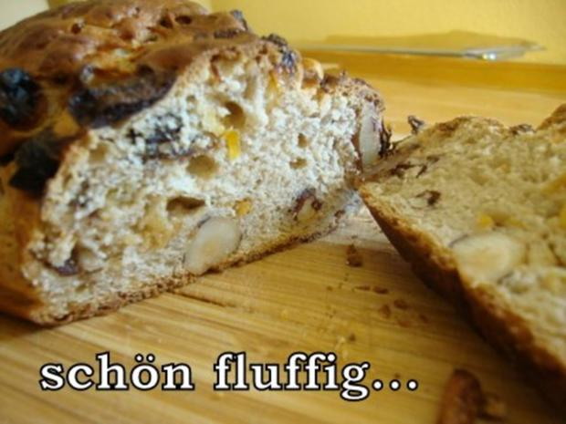 Südtiroler Früchte-Nuss Stollen - Rezept - Bild Nr. 15