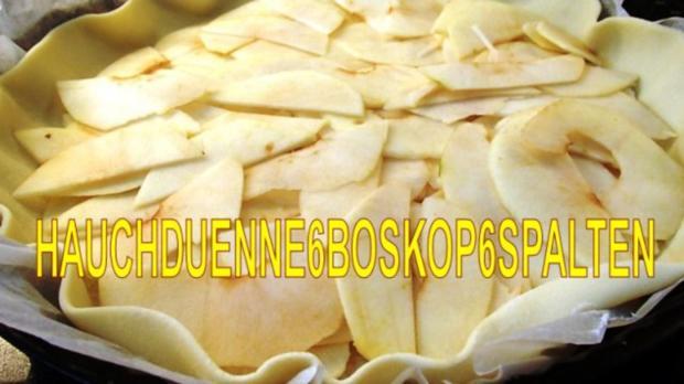Apfel -Tarte-Gusto-Marcos - Rezept - Bild Nr. 3