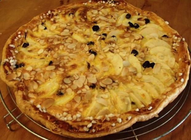 Apfel -Tarte-Gusto-Marcos - Rezept - Bild Nr. 11