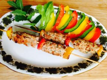 Rezept: Reshmi Kebab