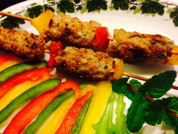 Reshmi Kebab - Rezept - Bild Nr. 3