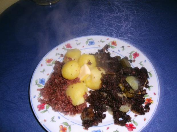 Grützwurst ......deftige Küche - Rezept - Bild Nr. 8