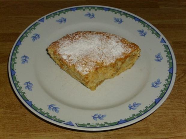 süßer Toastbrot Auflauf - Rezept - Bild Nr. 2
