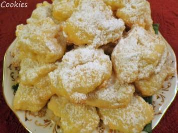 Cookies' Weihnachtsbäckerei 2012 - Rezept